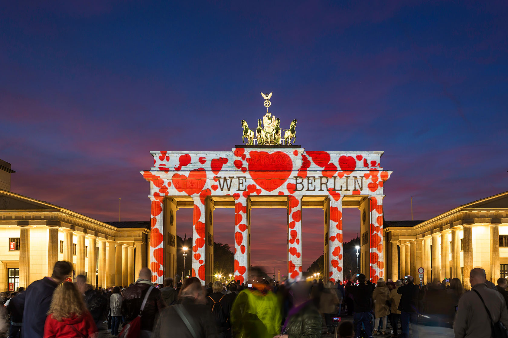 """We love Berlin"" goes viral"